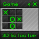 3D Tic Toc Toe with AI - ActiveDen Item for Sale