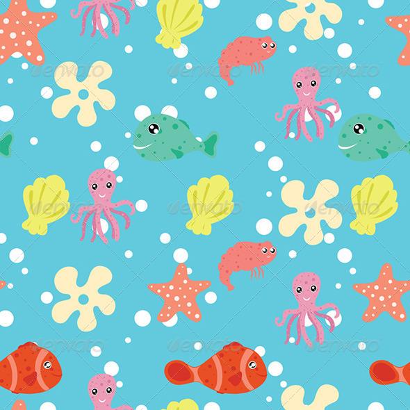 GraphicRiver Sea 7205046