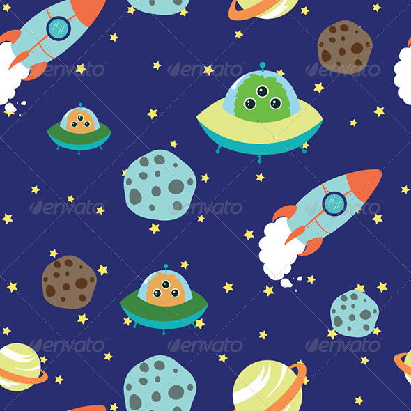 GraphicRiver Space 7205085
