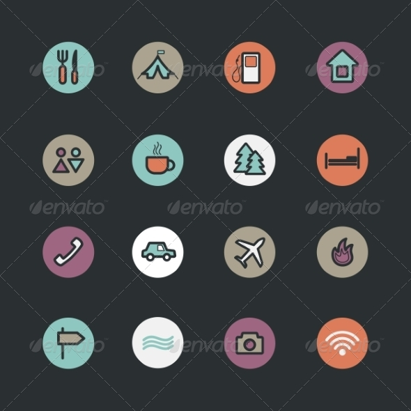 GraphicRiver App Icons 7206250