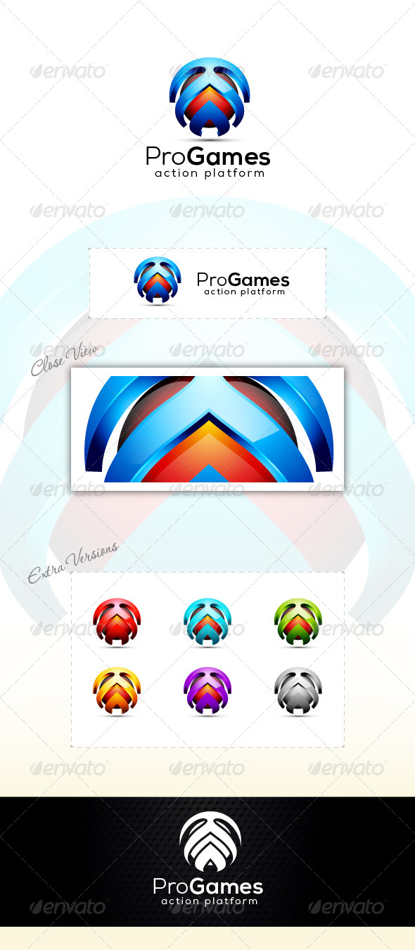 GraphicRiver Game Waves 7208233