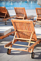 Hotel Poolside Chairs - PhotoDune Item for Sale