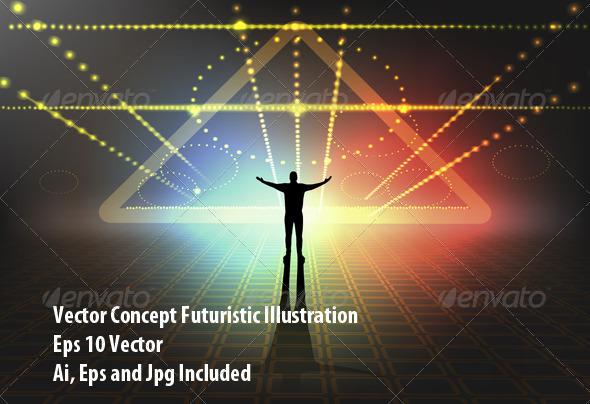 GraphicRiver Future 7209366