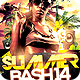 Summer Bash '14 Flyer Template PSD - GraphicRiver Item for Sale