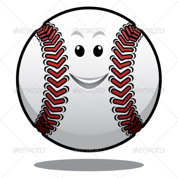 GraphicRiver Baseball Cartoon 7210640
