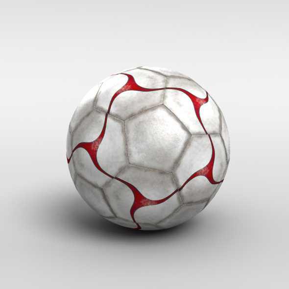 3DOcean Soccer Ball 7210646