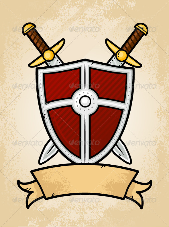 GraphicRiver Shield Emblem 7210667