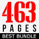 Best Magazine Bundle For Indesign - GraphicRiver Item for Sale