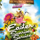 Easter Sunrise Service Flyer - GraphicRiver Item for Sale