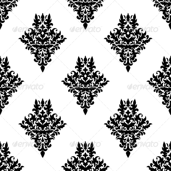GraphicRiver Floral Pattern 7212373