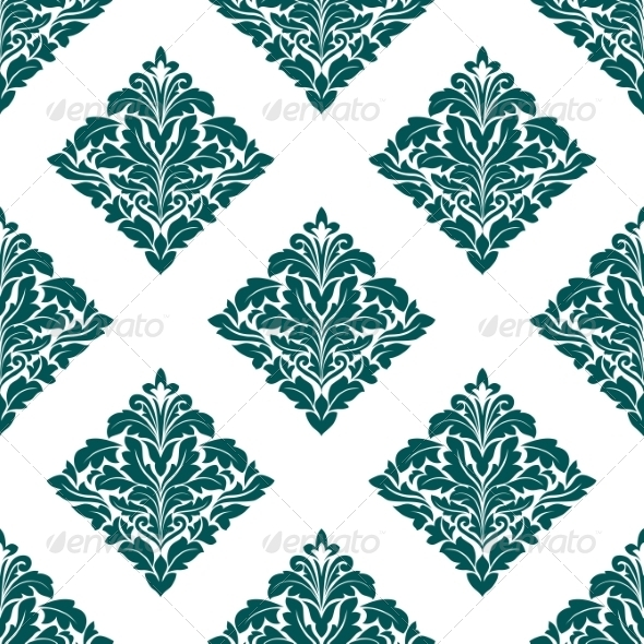 GraphicRiver Floral Pattern 7213062