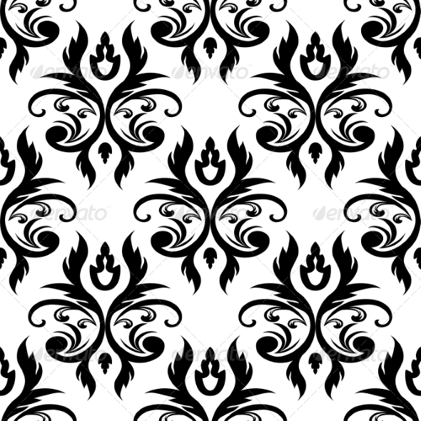 GraphicRiver Floral Pattern 7213290