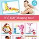 Baby Shop Flyer - GraphicRiver Item for Sale