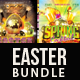 Easter Spring Bundle - GraphicRiver Item for Sale