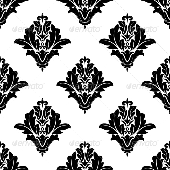 GraphicRiver Floral Pattern 7215764