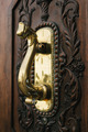 Golden Vintage Door Knob - PhotoDune Item for Sale