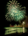 Fireworks to celebrate the Day of Mercy 2013 in Barcelona - PhotoDune Item for Sale
