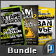 Urban/Grunge Flyers Bundle - GraphicRiver Item for Sale