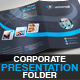 Universal Corporate Presentation Folder - GraphicRiver Item for Sale