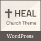 Heal Church WordPress Theme - ThemeForest Item for Sale