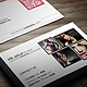 Simple Photography  Business Card Template - GraphicRiver Item for Sale