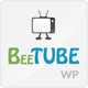 Free Download  BeeTube Video WordPress Theme