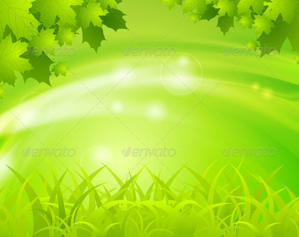 GraphicRiver Spring Background 7216988