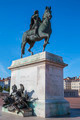 Famous statue of Louis XIV - PhotoDune Item for Sale