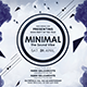 Minimal Sound Flyer vol2 - GraphicRiver Item for Sale