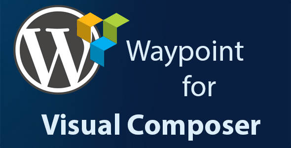 CodeCanyon Waypoint for Visual Composer 7218480