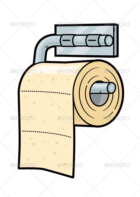 GraphicRiver Toilet Paper 7219376