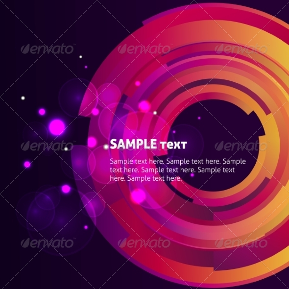 GraphicRiver Galaxy Digital Bokeh Background 7219959