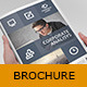 System Indesign Brochure Template - Sharp & Clean - GraphicRiver Item for Sale