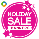 Minimal Style Sale Banners - GraphicRiver Item for Sale