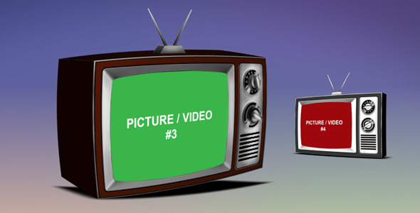 After Effects Project - VideoHive We Are TV 756552