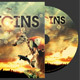 Origins CD Artwork Template - GraphicRiver Item for Sale