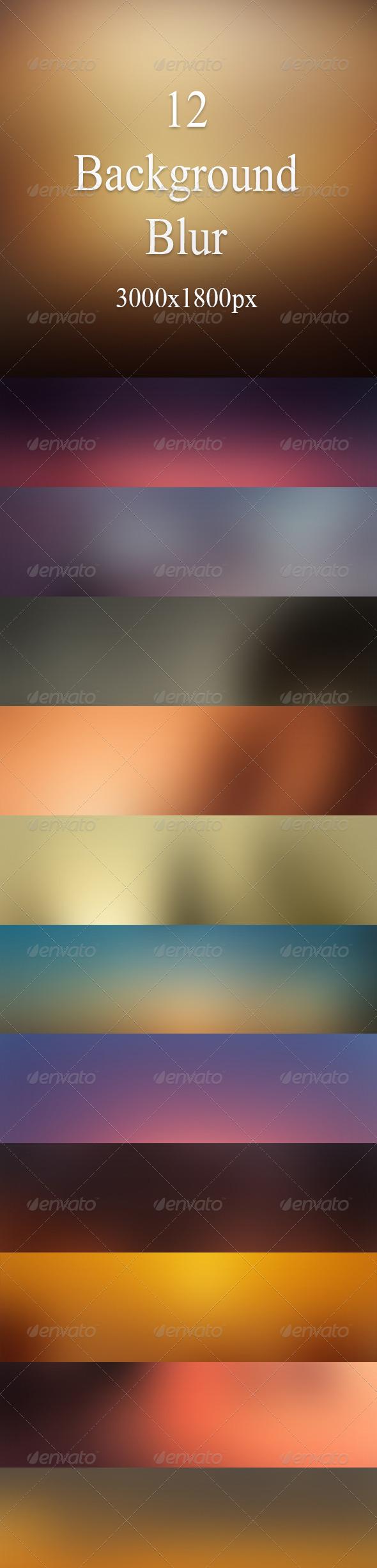 GraphicRiver Background Blur 7223159