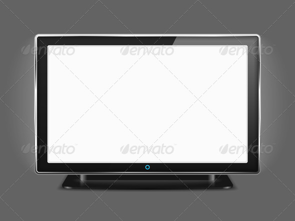 GraphicRiver LCD TV 7225163