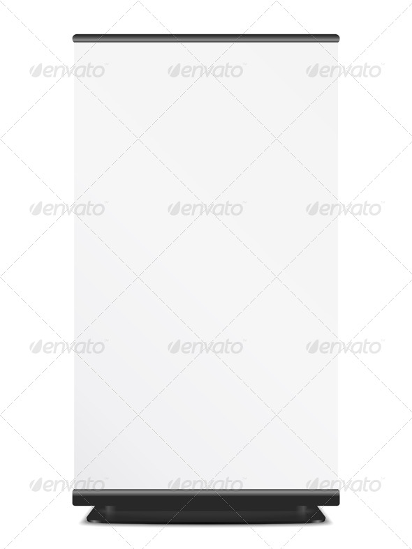 GraphicRiver Roll Up Banner 7225170