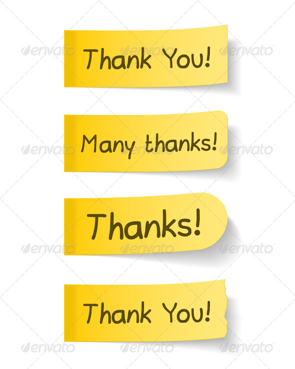 GraphicRiver Thank You 7225177