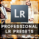 19 Professional Pro Presets - GraphicRiver Item for Sale