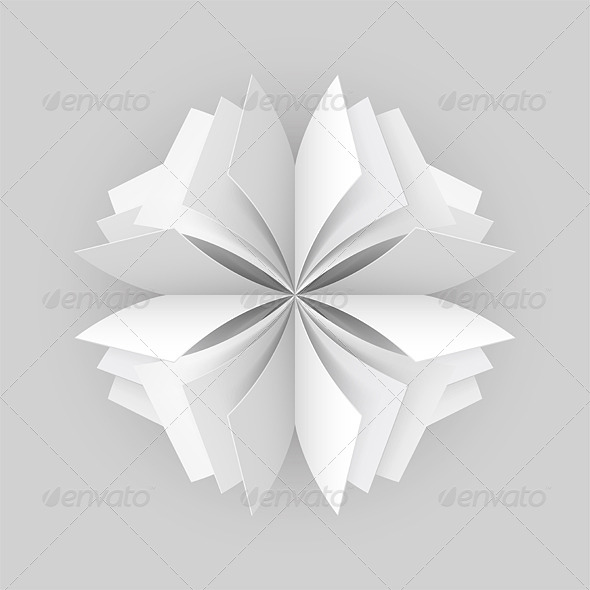 GraphicRiver Abstract Paper Figure 7226123