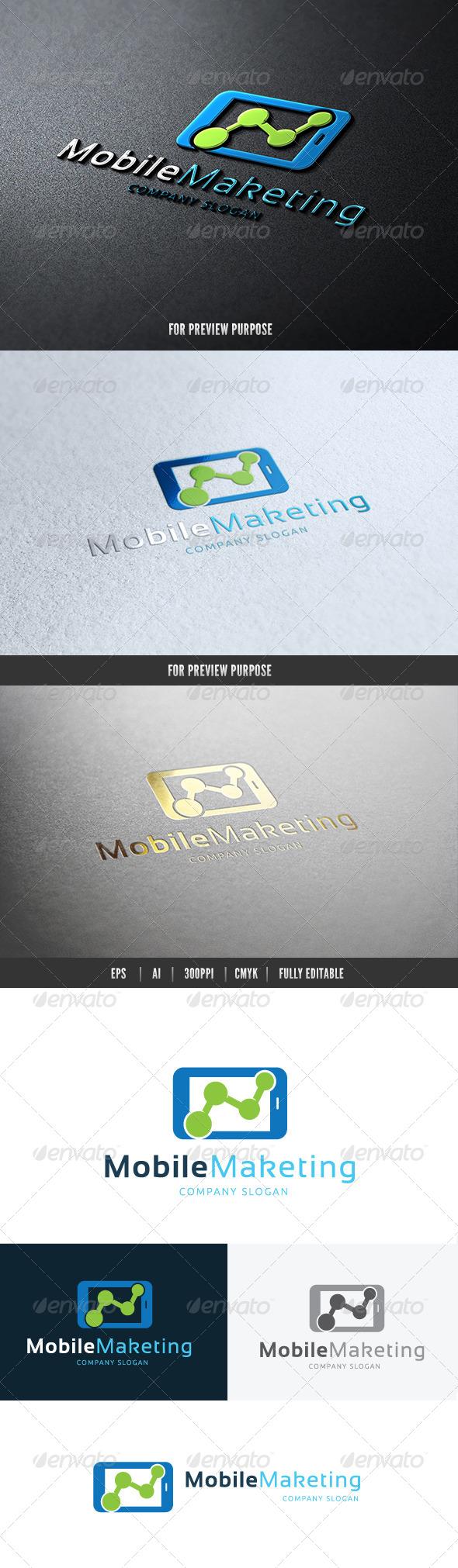 GraphicRiver Mobile Marketing 7227568