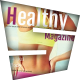 Healthy Magazine - GraphicRiver Item for Sale
