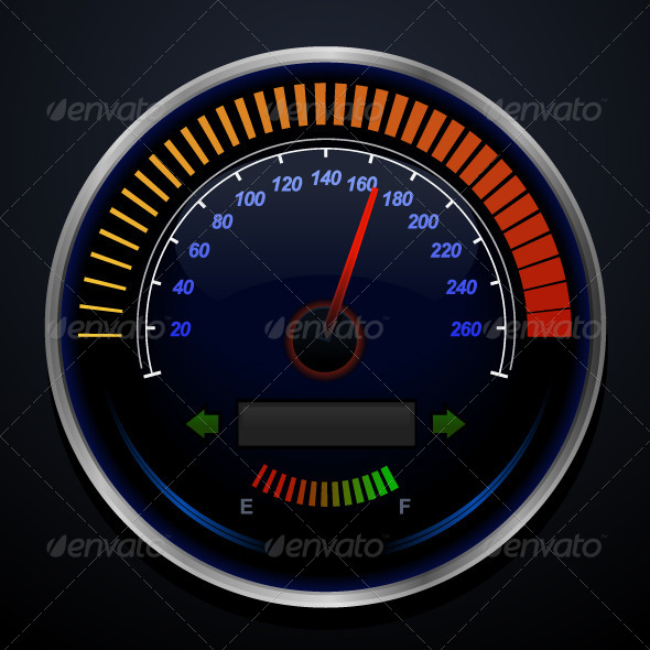 GraphicRiver Speedometer 7227703