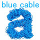 Blue Cable Alphabet Lowercase - GraphicRiver Item for Sale