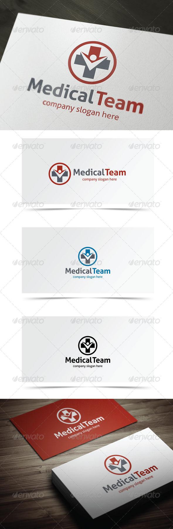 GraphicRiver Medical Team 7228410