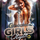 Girls Nights - GraphicRiver Item for Sale