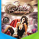 Satin Saturdays Flyer - GraphicRiver Item for Sale