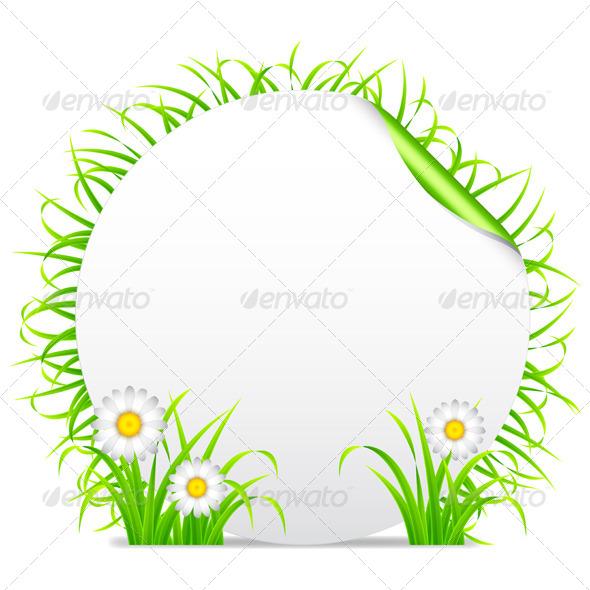 GraphicRiver Grass Banner 7228809